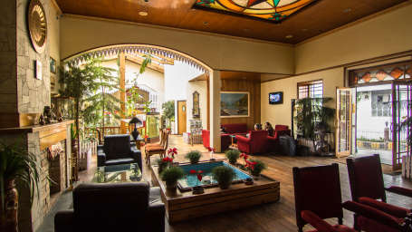 Central Heritage Resort & Spa, Darjeeling Darjeeling Reception Central Heritage Resort and Spa Hotel in Darjeeling