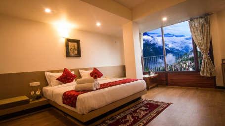 Central Hotels  Central Ninamma Boutique Resort Gangtok