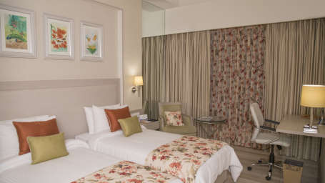 Stay at Efcee Sarovar Portico, Hotel In Bhavnagar 0116