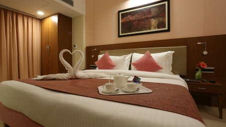 Evoke Lifestyle Candolim, Goa  - Suit room - Evoke Hotels