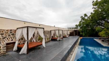 Swimming Pool in Pune, Fort Jadhavgadh, Pune