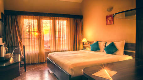 Green Pasture Resort in Kodaikanal by Hill Country Hotels and Resorts Deluxe Room