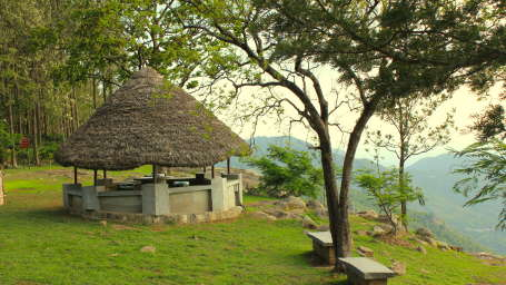 Heaven's Ledge - Campsite, Yercaud Yercaud Pergola heavens ledge campsite yercaud