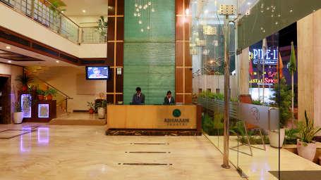 Hotel Abhimaani Vasathi, Rajajinagar, Bangalore Bangalore LOBBY Hotel Abhimaani Vasathi Rajajinagar Bangalore