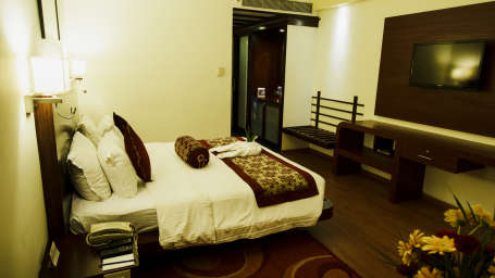 Hotel Atithi, Pondicherry Pondicherry Executive Double