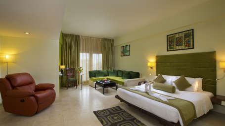 Family Suite Hotel Atithi Pondicherry 3