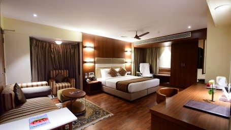 Platinum Suite at Hotel Daspalla Vishakhapatnam 1