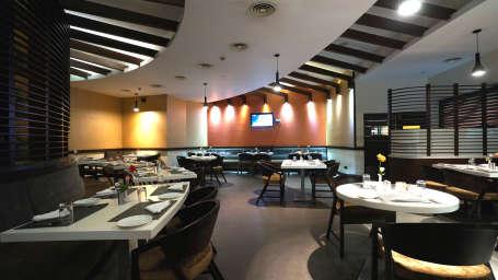 Vaisakhi Restaurant at Hotel Daspalla Vishakhapatnam 2