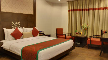 Executive Room Hotel Godwin Deluxe New Delhi 7