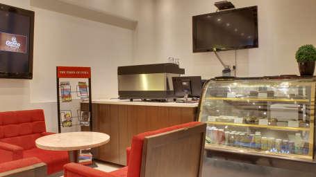 Brownie Cafe Grand Godwin New Delhi 2