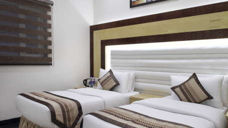 Hotel Hari Piorko - Paharganj, New Delhi New Delhi Executive Room New Wing Hotel Hari Piorko Paharganj New Delhi 5