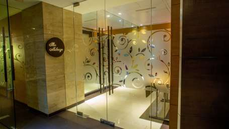 The Melange Hotel Kanha Shyam Prayagraj