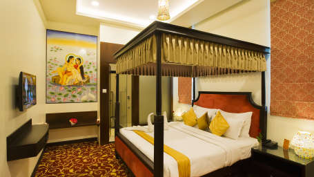 Hotel Kapish Smart, Jaipur Jaipur Executive Suite Hotel Kapish Smart Jaipur 2