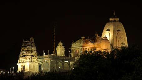 Hotel New Sreekrishna Residency, Hyderabad Hyderabad Birla Temple no 1