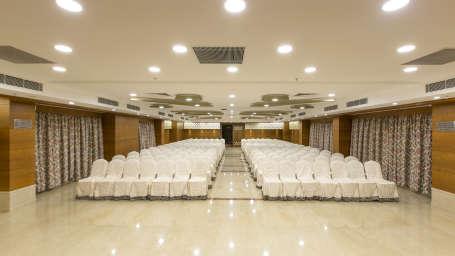 Hotel Pai Viceroy, Tirupati Tirupati Hotel Pai Viceroy Tirupathi Sammilan Banquet Hall 2