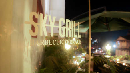 Hotel Polo Towers, Shillong  Sky Grill 1 Hotel Polo Towers Shillong
