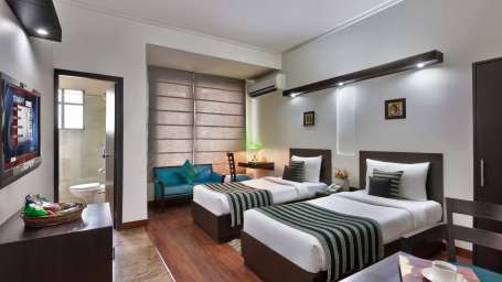 Super Deluxe Room at Hotel Regale Inn near Savitri Cinema New Delhi