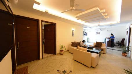 Hotel Royal Sapphire, Gurgaon Gurgaon Lobby and reception Hotel Royal Sapphire Gurgaon