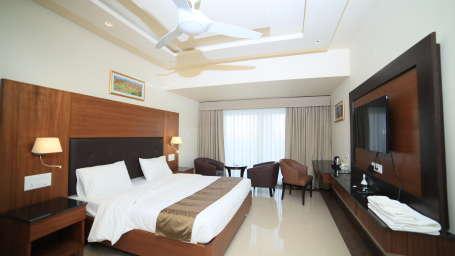 Hotel Southern Star - Davangere  Davangere Deluxe room Southern Star Hotel Davangere