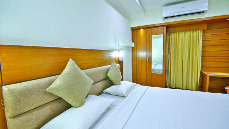 Hotel Rooms in Thrissur, Sree Gokulam Residency, Rooms in Amballur, Deluxe Rooms 1