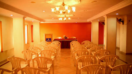 Conference Hall at Hotel Swagath in Bangalore Hotel Near Majestic Railway Station 14