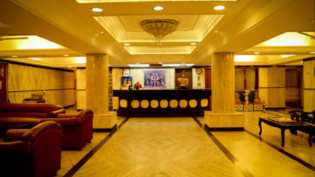 Hotel Yasodha Towers Hosur Lobby Hotel Yasodha Towers