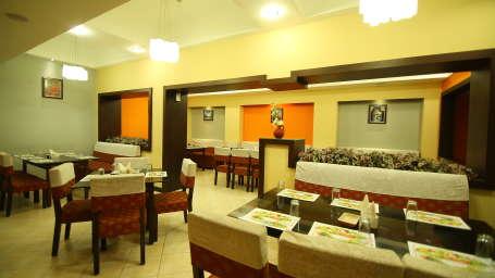 IMA House Cochin Food Fusion Resturant