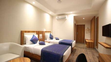 Le ROI Raipur Hotel Raipur Corporate Room 1 at Hotel Le ROI Raipur