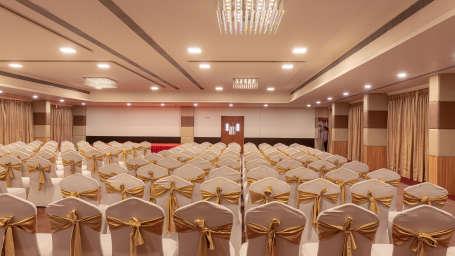 Best Banquet Halls in Manipal, Anantha Padmanabha, Mango Hotels 2