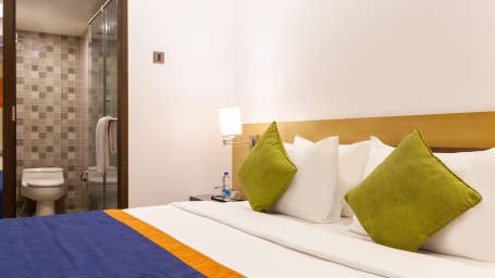 Hotel Rooms in Manipal, Mango Hotels - Manipal, Mango Comfort