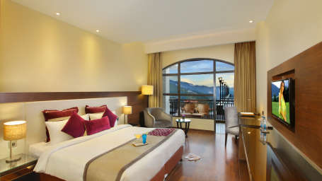 Premium room, Hotels in Shimla, Marigold Sarovar Portico, Hotel Rooms in Shimla