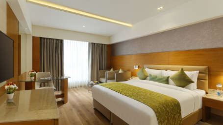 hotel rooms in Jhansi, Nataraj Sarovar Portico Jhansi, business hotels in Jhansi
