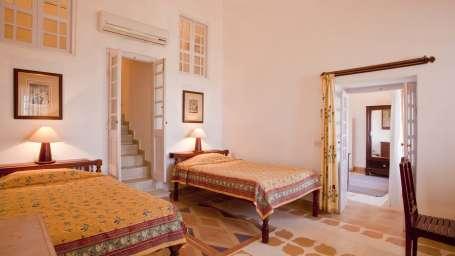 Neemrana Fort Palace Neemrana Rath Mahal Hotel Neemrana Fort Palace Neemrana Rajasthan