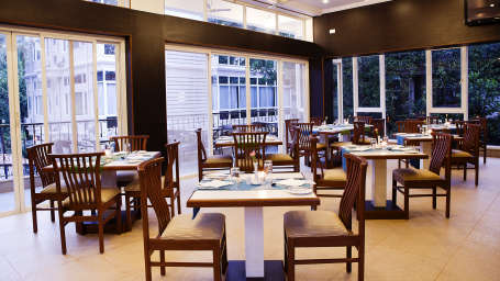 Ocean Palms Goa Nautilus Restaurant of Ocean Palms Goa 4