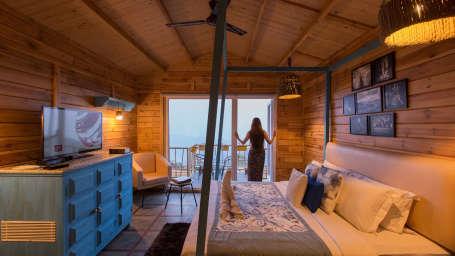 Polo Orchid Resort, Cherrapunji Cherrapunji Log Hut Polo Orchid Resort Chirapunji 1