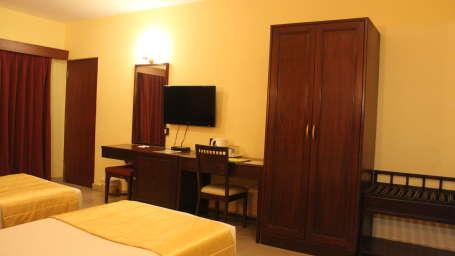 Ras Resorts in Silvassa Executive Room River View 2