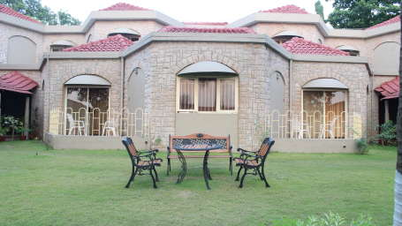 Ras Resorts in Silvassa Facade Lobbies and Temple 22