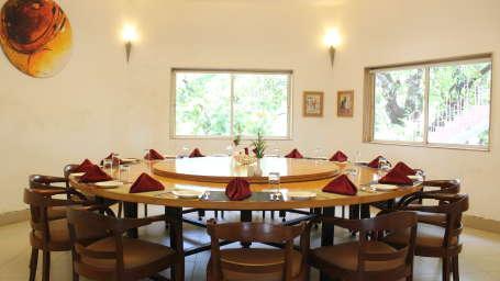 Ras Resorts in Silvassa Restaurant Bistro Lunch Dinner 4