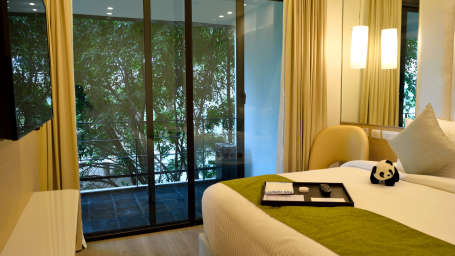 Deluxe Rooms at RBD Sarovar Portico Bangalore, best hotels in bangalore