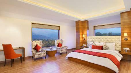 Junior Suite at RS Sarovar Portico, Palampur Resorts 4