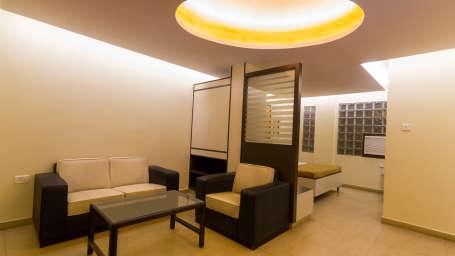 Suite at Hotel Sandhya Residency Bangalore