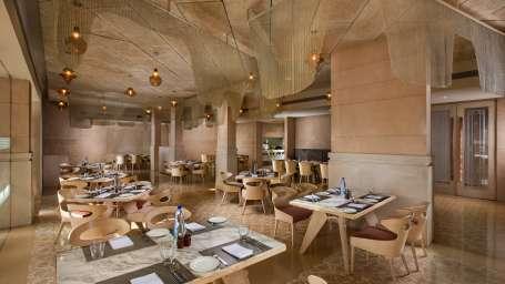 Dining Sarovar Premiere Jaipur Hotels With Bar In Jaipur