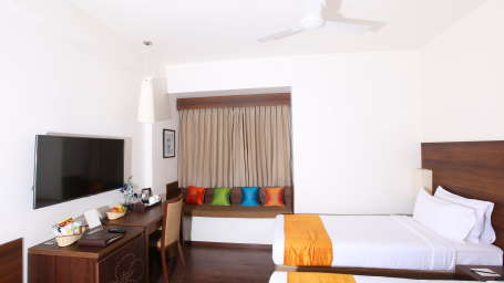 Rooms at Temple Tree, Hotel Near Lalbagh, Rooms In Lakkasandra 2