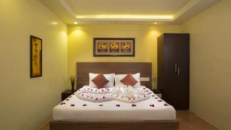 Superior Rooms at TGI Star Holiday Resort Yercaud 3
