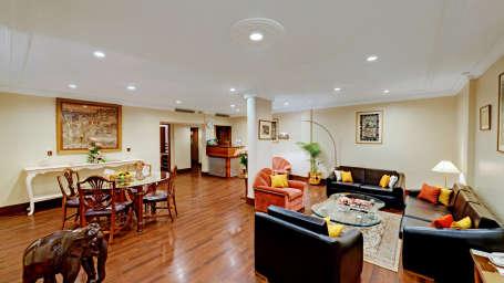 Presidential Suite at The Ambassador Mumbai, Hotel Suite In Mumbai, Luxury Hotel On Marine Drive 1212