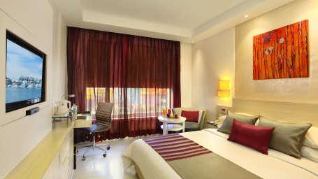 Premium Rooms Ashtan Sarovar Portico New Delhi, Rooms Near AIIMS Delhi, Hotels In Green Park 1