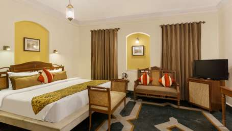 Superior Rooms-The Haveli Hari Ganga Haridwar 2