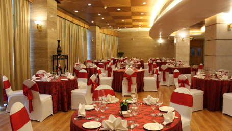 Prive Banquet Hall | The Orchid Hotel Mumbai | Banquet Hall