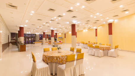 Onyx Banquet Hall in Dehradun at The Solitaire Dehradun 7