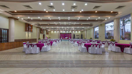 Quartz Ball room at The Solitaire Dehradun 5